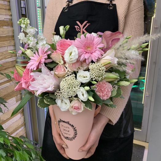 Just for you: букеты цветов на заказ Flowwow