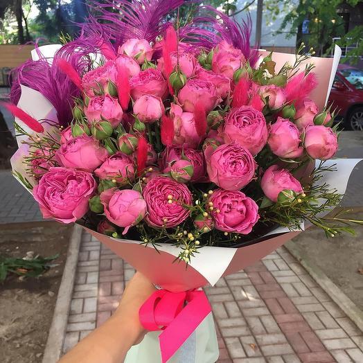 Букет «Шик»: букеты цветов на заказ Flowwow