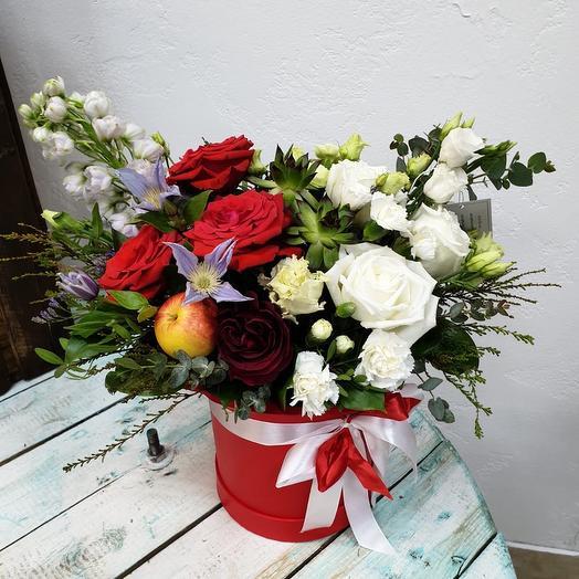 Я и ты: букеты цветов на заказ Flowwow