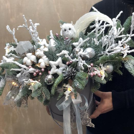 Christmas miracle: flowers to order Flowwow
