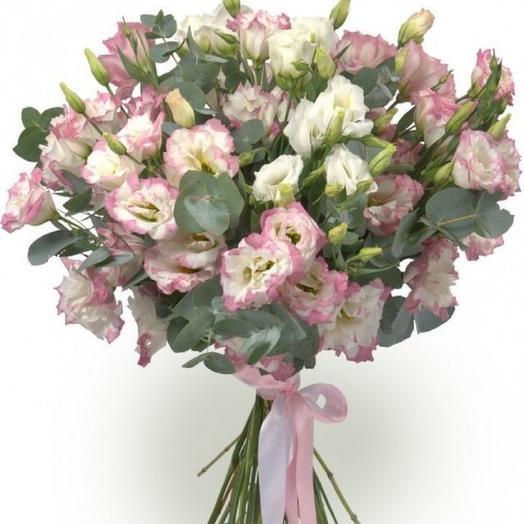 Клубничный махито: букеты цветов на заказ Flowwow