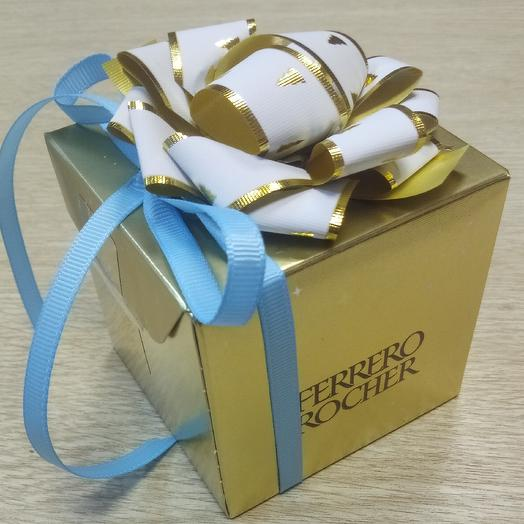Ferrero: букеты цветов на заказ Flowwow
