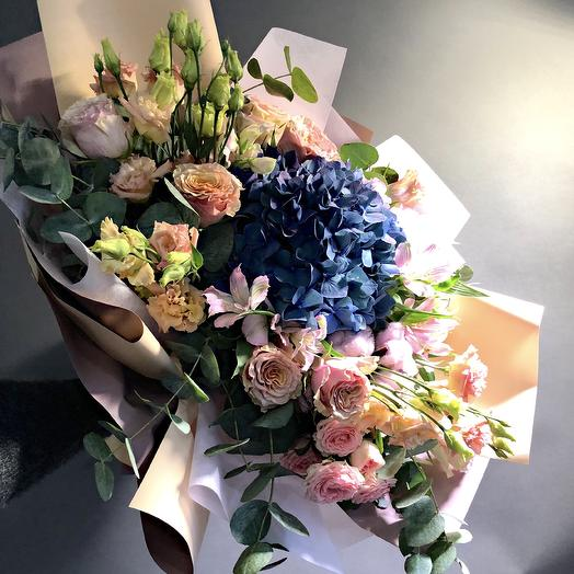 Букет «Сладостная музыка»: букеты цветов на заказ Flowwow