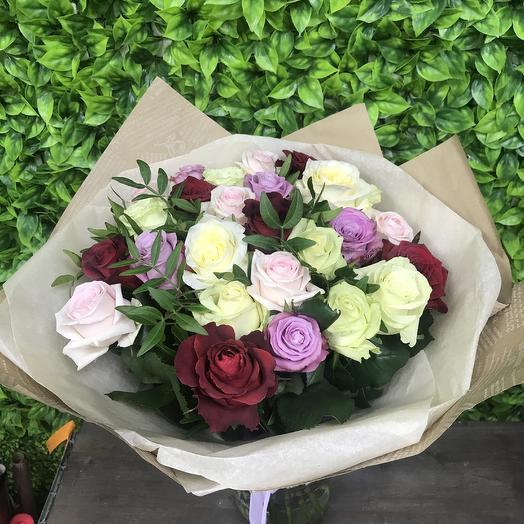 25: букеты цветов на заказ Flowwow
