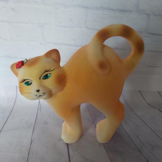 Копилка Кошка флок