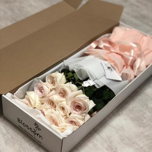 Роза в коробке Box