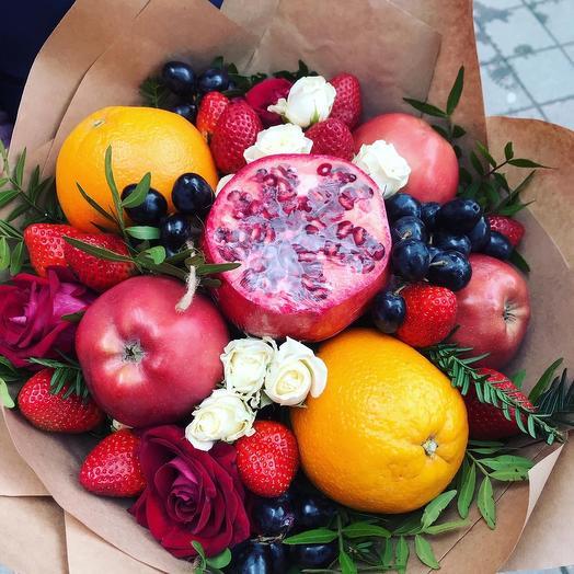 """Fruit bouquet """"Vitamin""""»"""