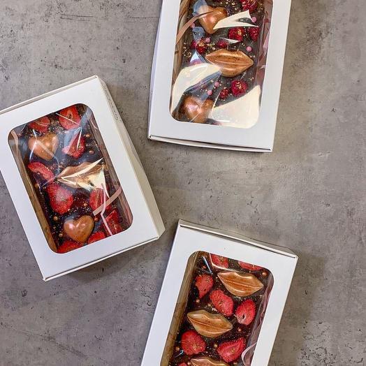 Шоколадка из бельгийского шоколада