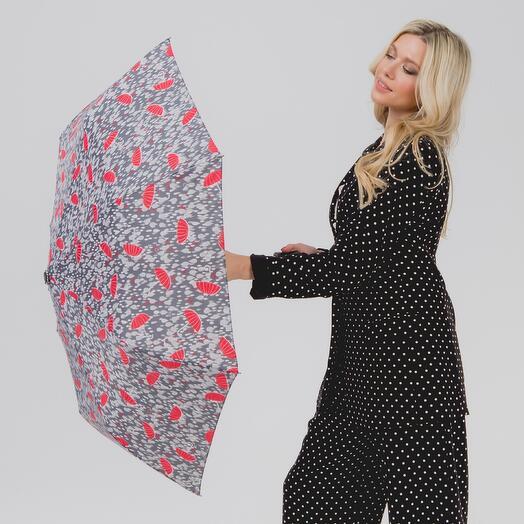 Складной женский зонт 102121