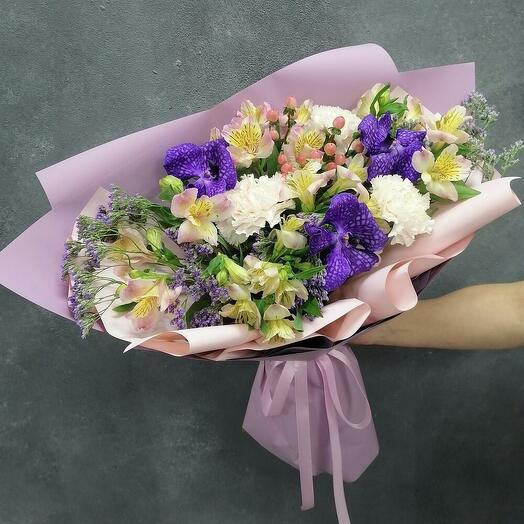Джаконда😍букет из Орхидеи (Ванда)
