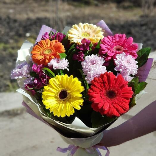 Цветы любимой🌷