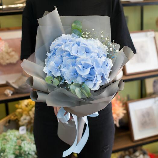 """Букет цветов """"Небесная глазурь"""""""