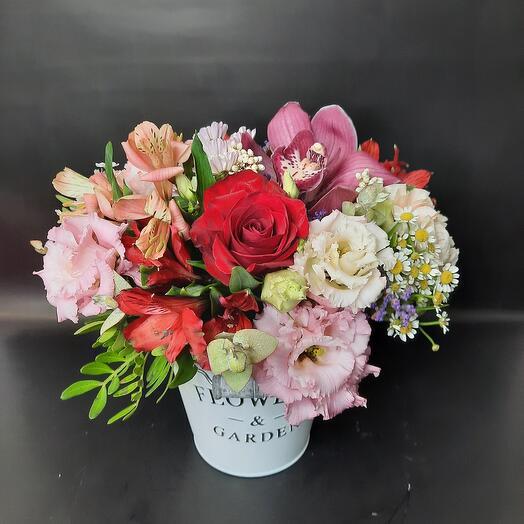 Flowers $garden