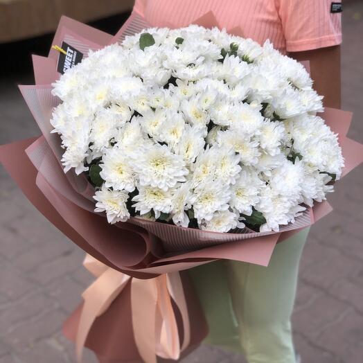 Хризантема букет