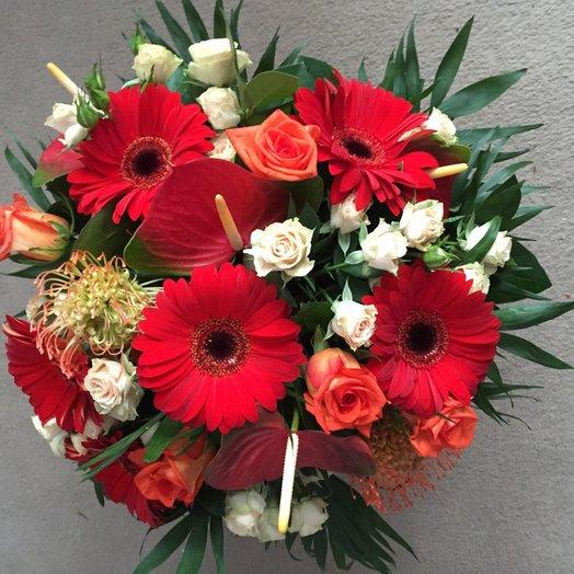 Bouquet Impressive : flowers to order Flowwow