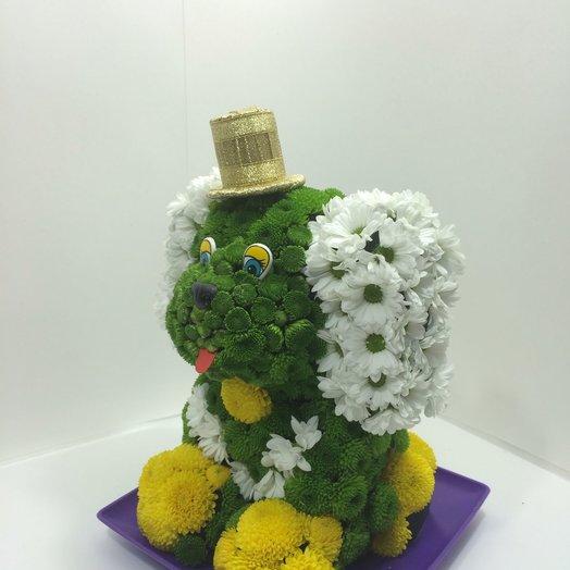 Игрушка из живых цветов: букеты цветов на заказ Flowwow
