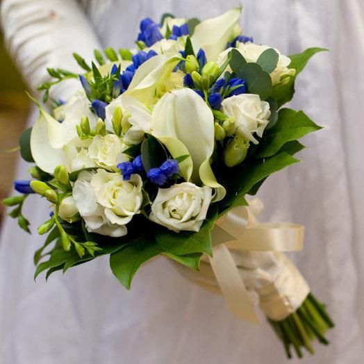 Букет невесты Александра