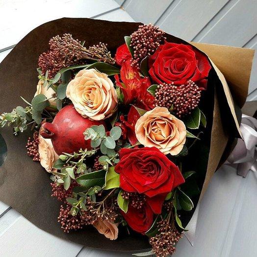 Мужской каприз: букеты цветов на заказ Flowwow