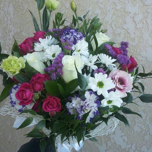 Дерзость: букеты цветов на заказ Flowwow
