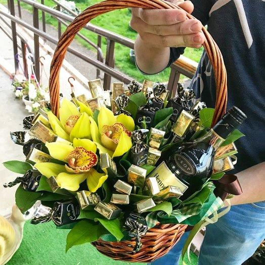 Hennessy: букеты цветов на заказ Flowwow