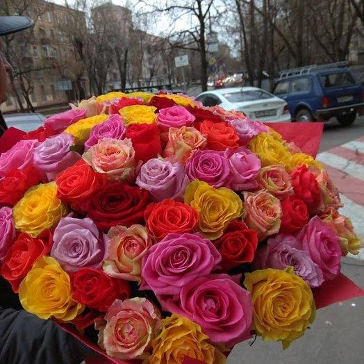 Мармелад: букеты цветов на заказ Flowwow