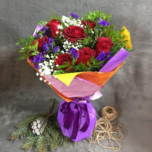 "Букет "" Лирика"": букеты цветов на заказ Flowwow"