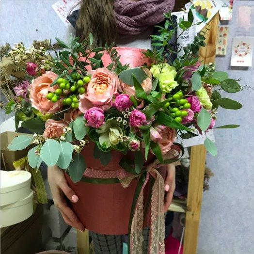 Магия: букеты цветов на заказ Flowwow