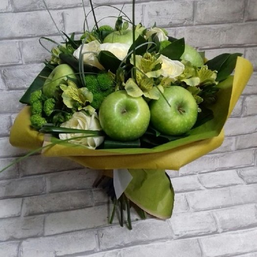 Эрли Женева: букеты цветов на заказ Flowwow