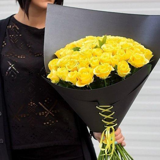 Букет Яркое настроение: букеты цветов на заказ Flowwow