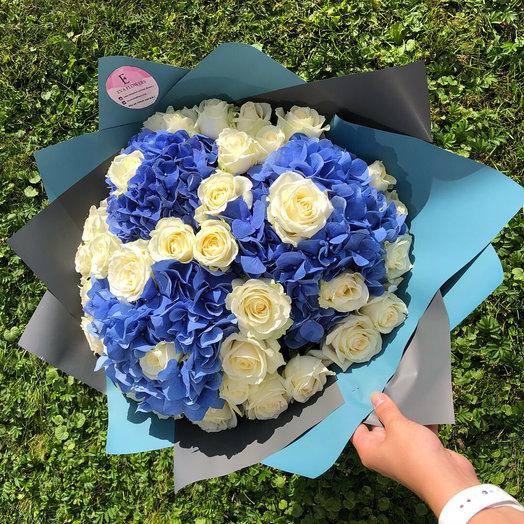 Букет лучшего цвета: букеты цветов на заказ Flowwow