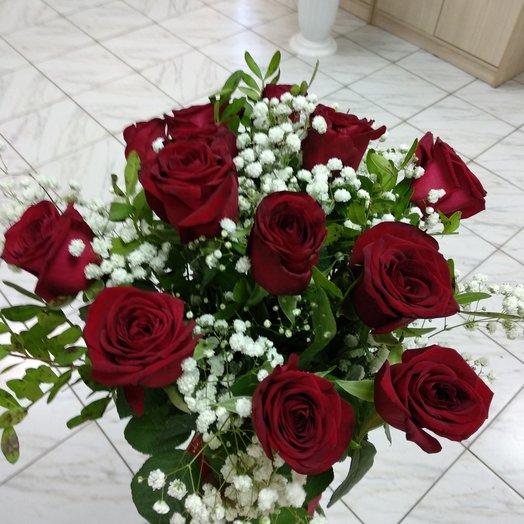 """""""Розы в облаках"""""""