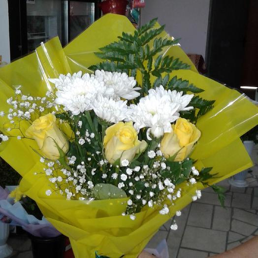 Скромный: букеты цветов на заказ Flowwow