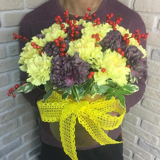 Dianthus mix: букеты цветов на заказ Flowwow