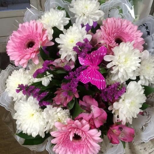 Шармант: букеты цветов на заказ Flowwow