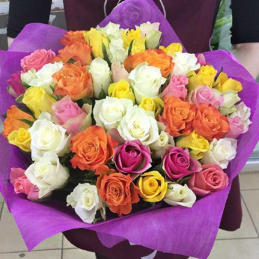 45 роз Кения