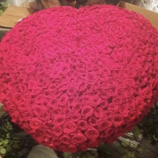 1001 комплимент Премиум: букеты цветов на заказ Flowwow