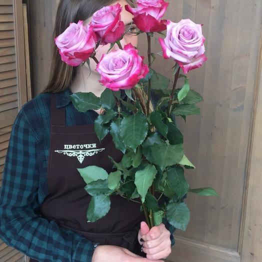 """Букет из роз для мамы """"Тепло мамы """""""