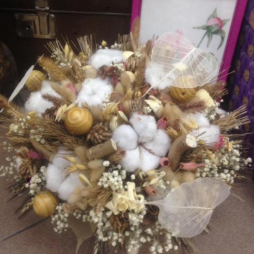 Мягкий мокко: букеты цветов на заказ Flowwow