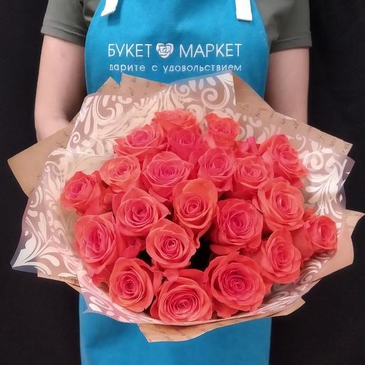 Букет Оранж: букеты цветов на заказ Flowwow