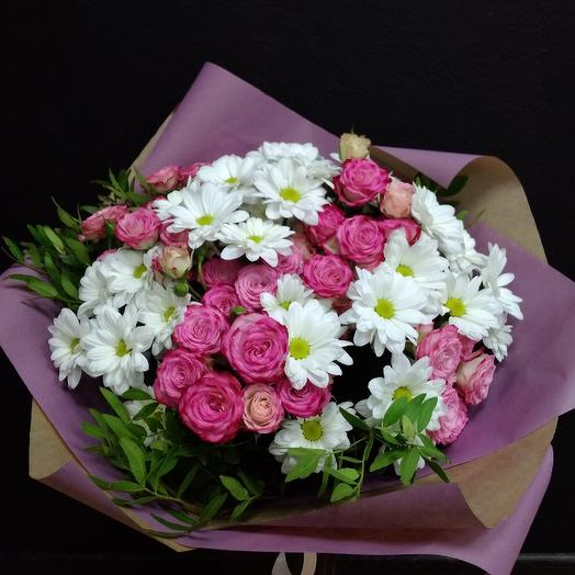 "Букет ""Прекрасное начало"": букеты цветов на заказ Flowwow"