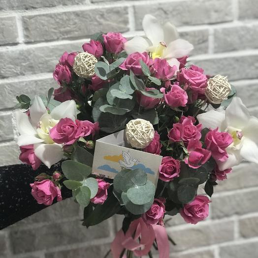 Единственная: букеты цветов на заказ Flowwow