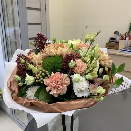 Диво: букеты цветов на заказ Flowwow