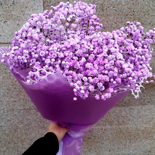 Гипсофила: букеты цветов на заказ Flowwow