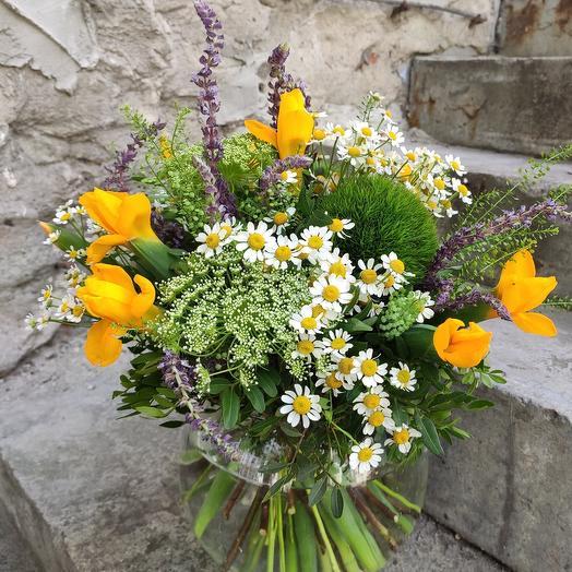 Букет BRETAGNE: букеты цветов на заказ Flowwow