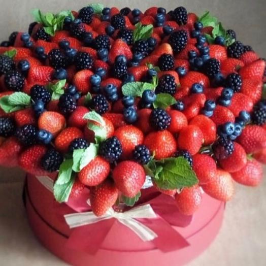 Коробка из ягод 5