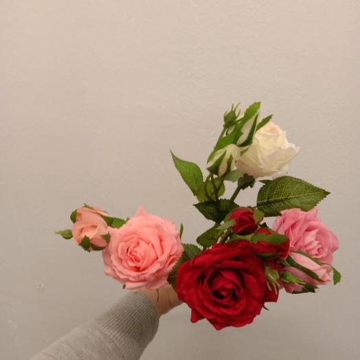 Розы латексные