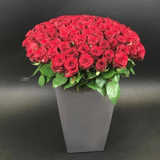 Ваза 101 Роза