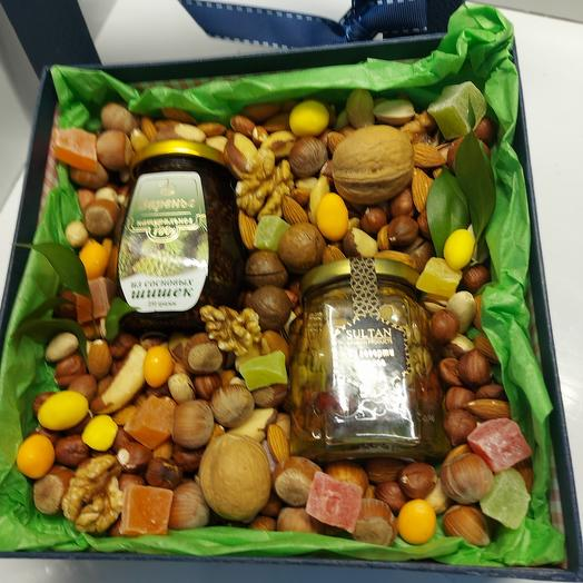A box of nuts