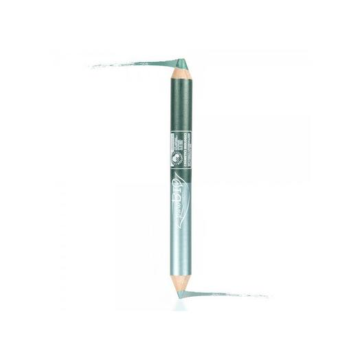 Двойной карандаш для глаз + тени, PuroBio