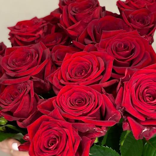 51 Роза под ленту